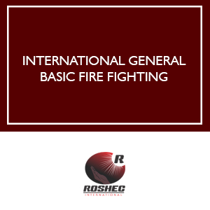 INTERNATIONAL GENERAL BASIC FIRE FIGHTING