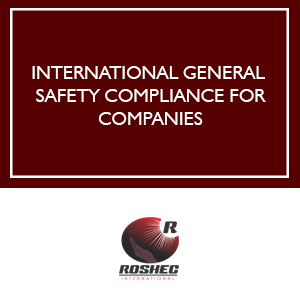 INTERNATIONAL GENERAL SAFETY COMPLIANCE FOR COMPANIES